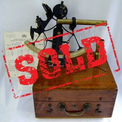 Sextants SOLD