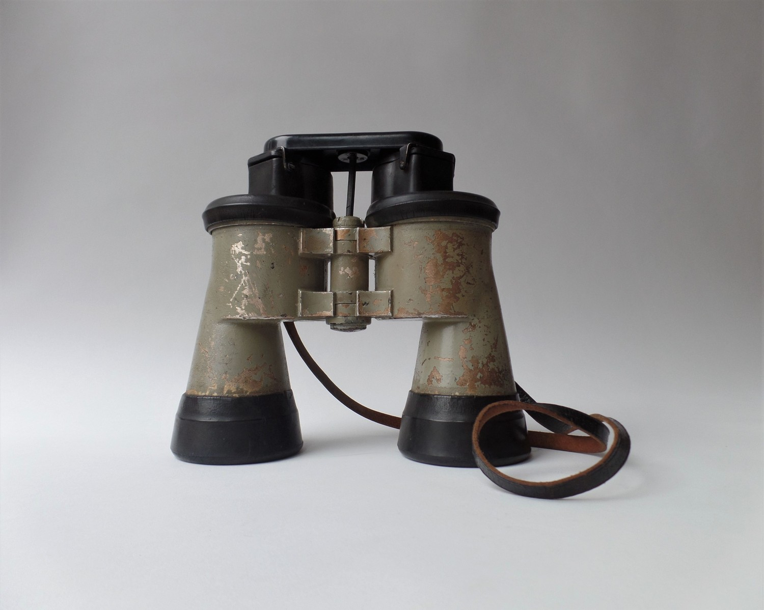 U-BOAT BINOCULARS – CARL ZEISS 7X50 BLC 1943 – 1944 CLEANED AND SERVICED