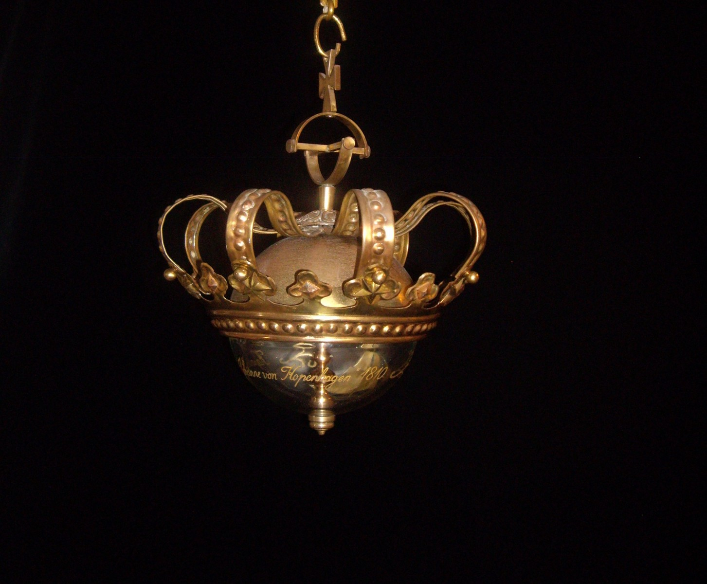 TELL-TALE CROWN COMPASS CA.1810