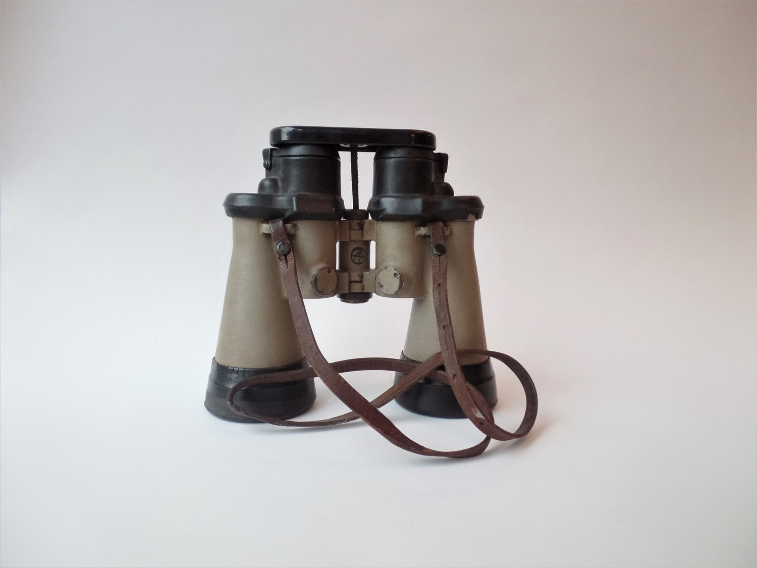 U-BOAT BINOCULARS - CARL ZEISS 7X50 BLC 1943 - 1944 - CLEANED AND SERVICED