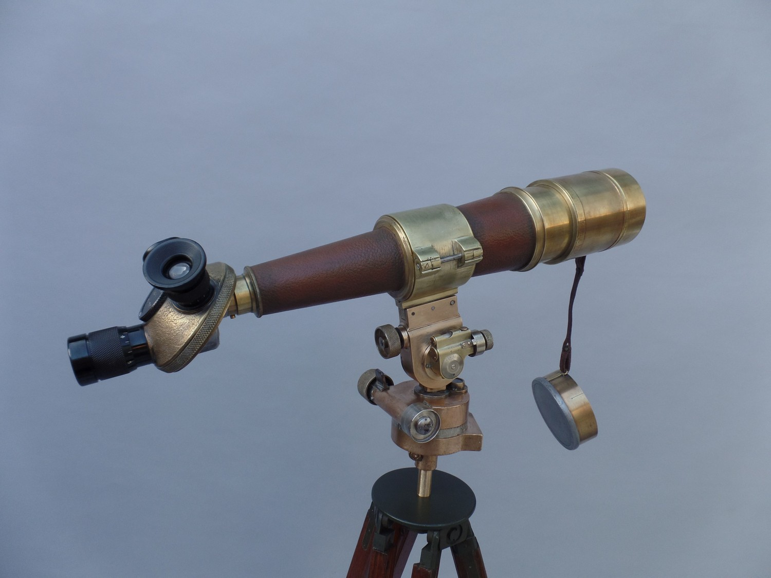 LONGE RANGE & OBSERVATION TELESCOPE KRAUSS PARIS: MODEL – M. 1917