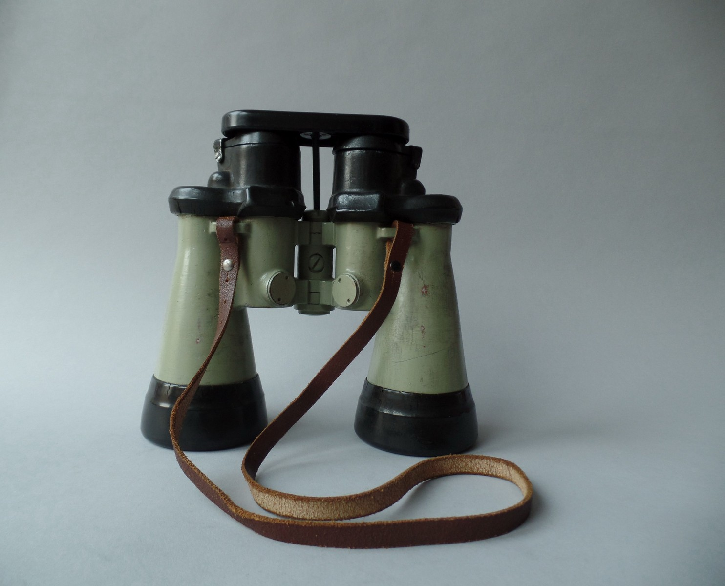 U-BOAT BINOCULARS – CARL ZEISS 7X50 BLC 1943 - CLEANED AND SERVICED