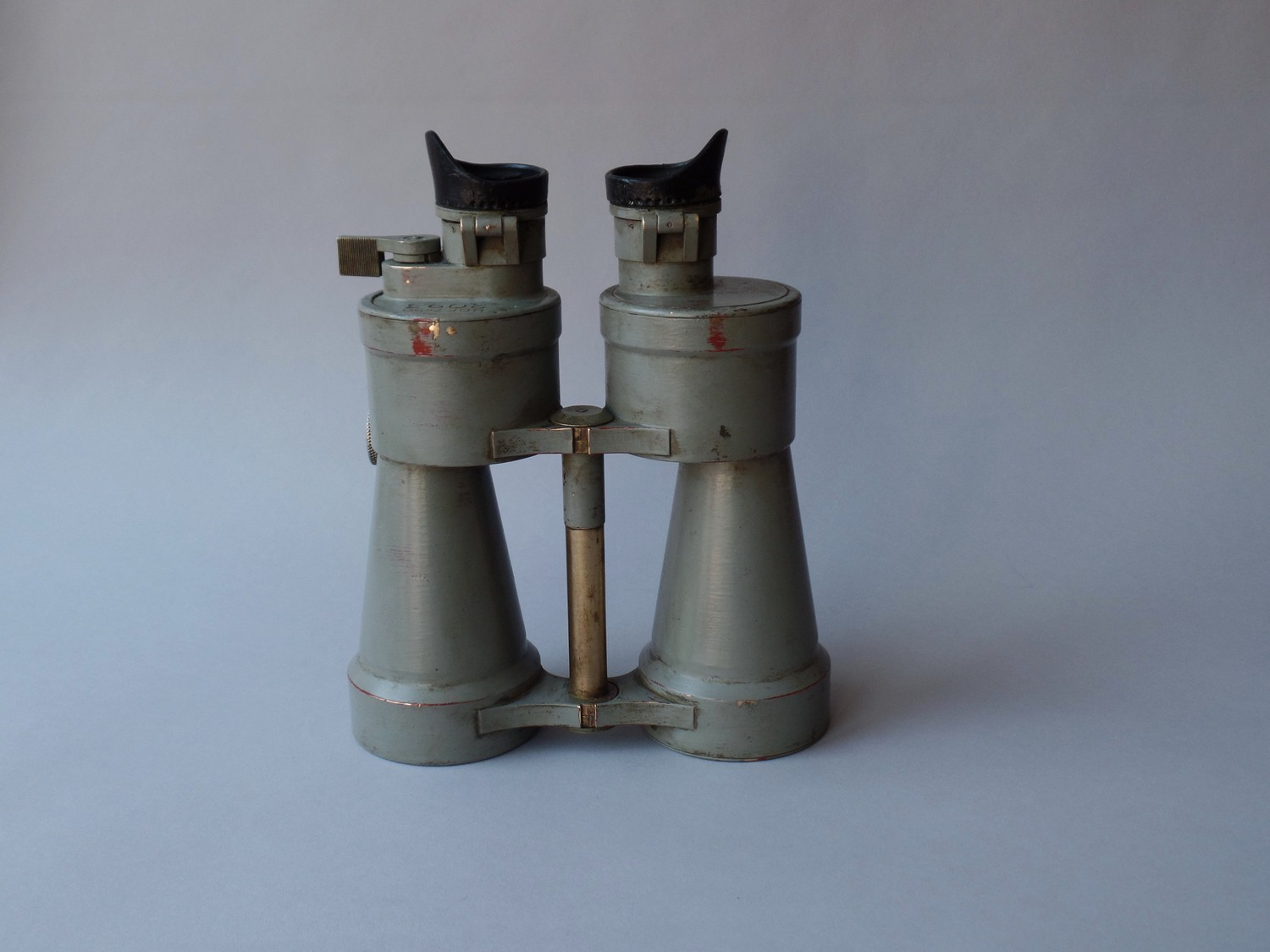 U.D.F - 7 X 50 U - BOAT CONNING TOWER BINOCULARS- CARL ZEISS CA. 1945